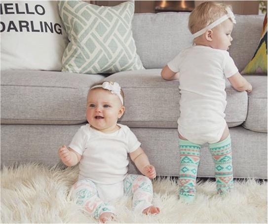 Free Baby Leggings at TheFrugalGirls.com
