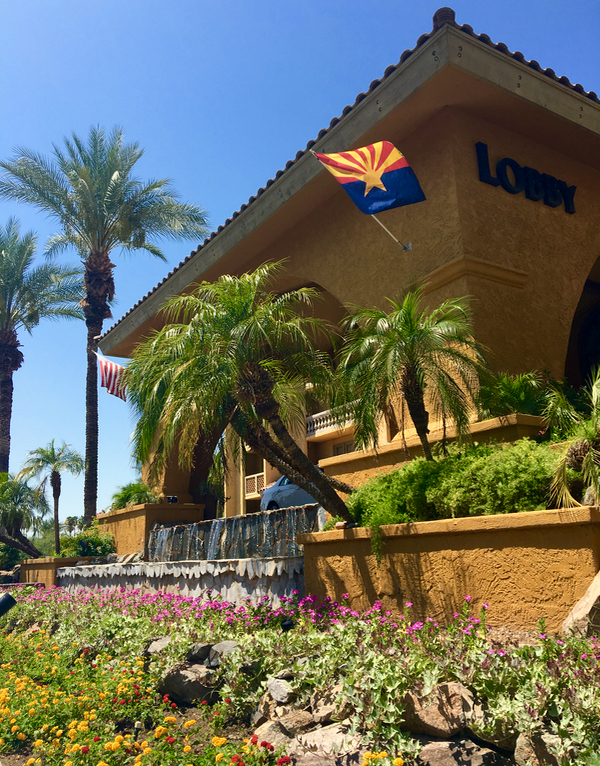 Where to Stay in Phoenix AZ | Tips from TheFrugalGirls.com