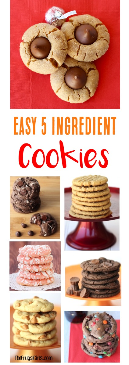 easy-5-ingredient-cookie-recipes-from-thefrugalgirls-com