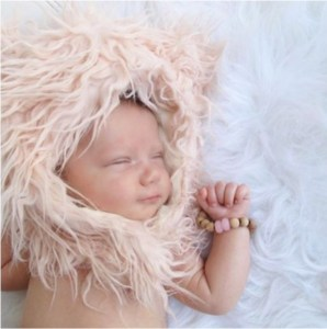 Free Baby Snow Hats at TheFrugalGirls.com