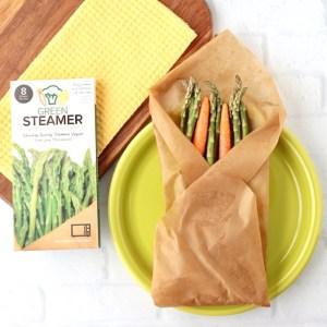 Green Steamer Wraps
