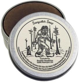 Sasquatch Soap