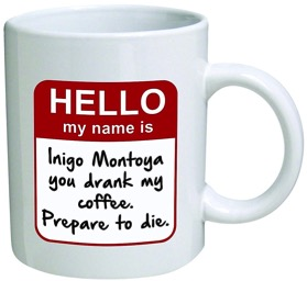 You Drank My Coffee Mug