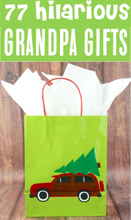 Gifts for Grandparents from Kids - Grandpa Gift Ideas