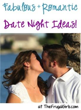 Fabulous Romantic Valentine's Day Date Ideas