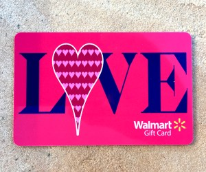 Get Free Walmart Gift Cards! {My Favorite Trick} from TheFrugalGirls.com