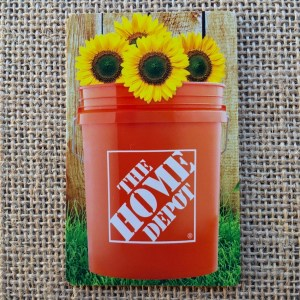 Free Home Depot Gift Card for Your Gardening at TheFrugalGirls.com