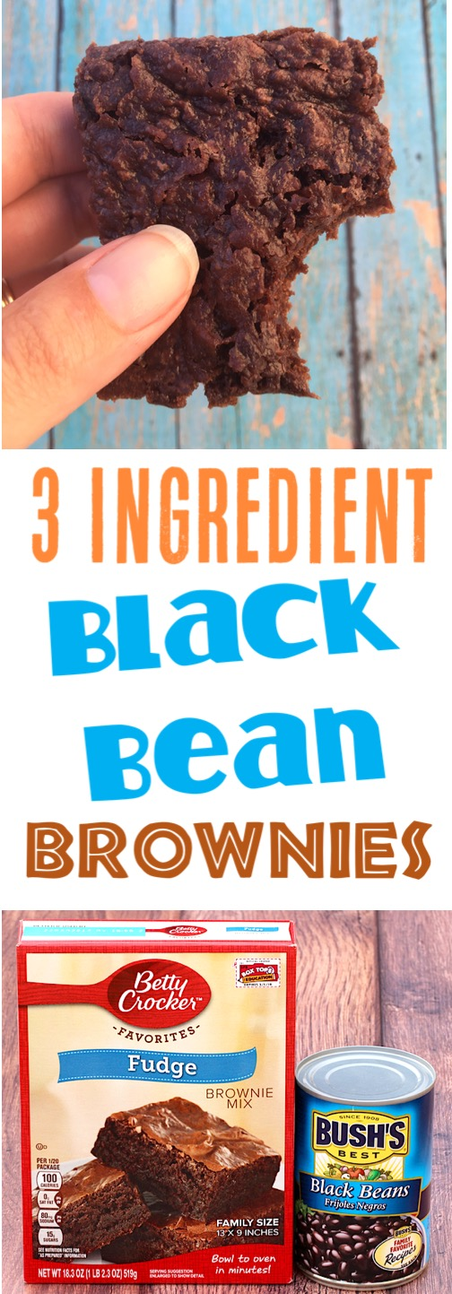 Black Bean Recipes Easy Brownie Recipe
