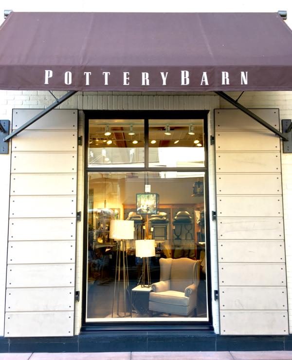 Pottery Barn Shopping Hacks