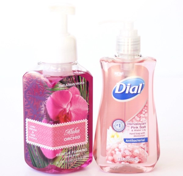 DIY Foaming Hand Soap Recipe Easy