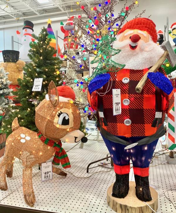 Lowes Christmas Decor