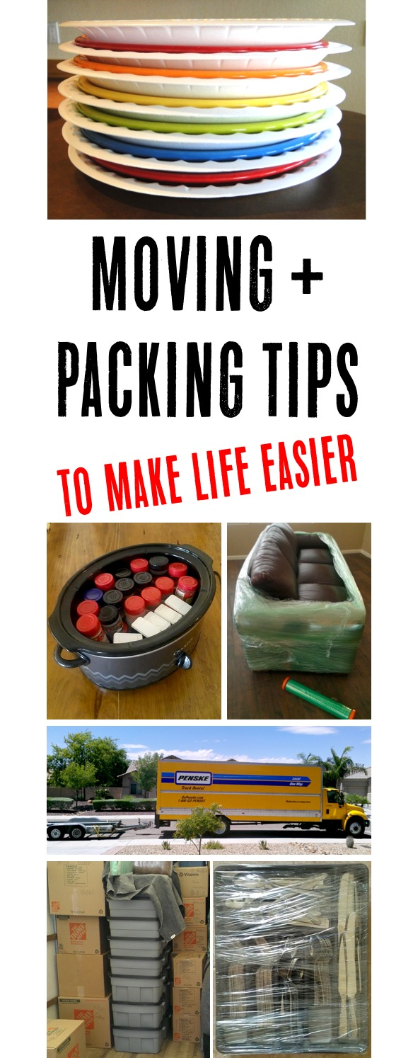 Moving Tricks and Tips from TheFrugalGirls.com