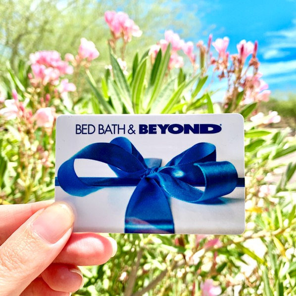 Bed Bath Beyond Free Gift Cards