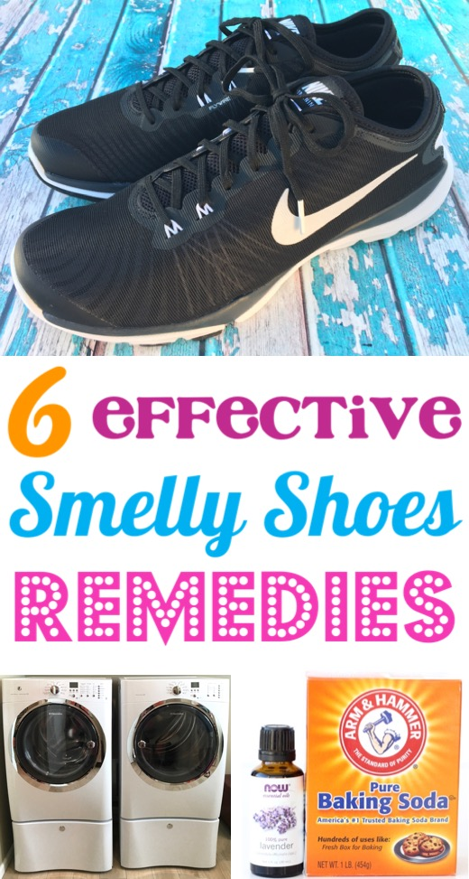 Smelly Shoes Remedies DIY