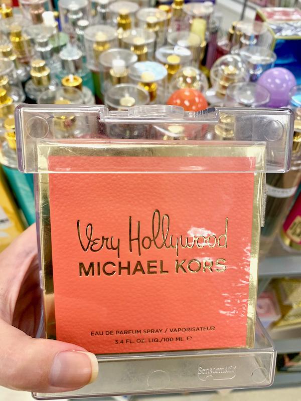 Marshalls Hacks Perfume