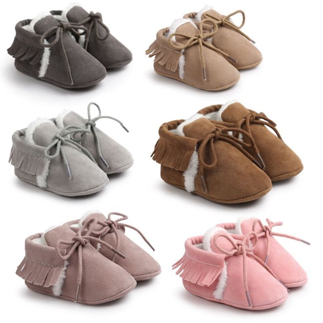 Best Baby Moccasins! {Score 2 Pairs for Free!} - TheFrugalGirls.com