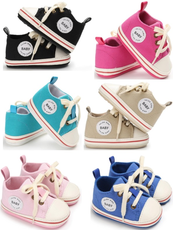 Baby Tennis Shoes! {Score 2 Pairs for FREE!} - TheFrugalGirls.com