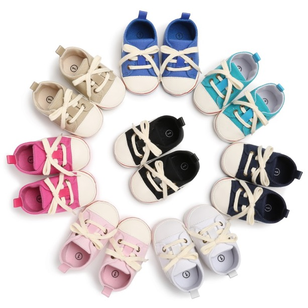 Baby Canvas Shoes for Free