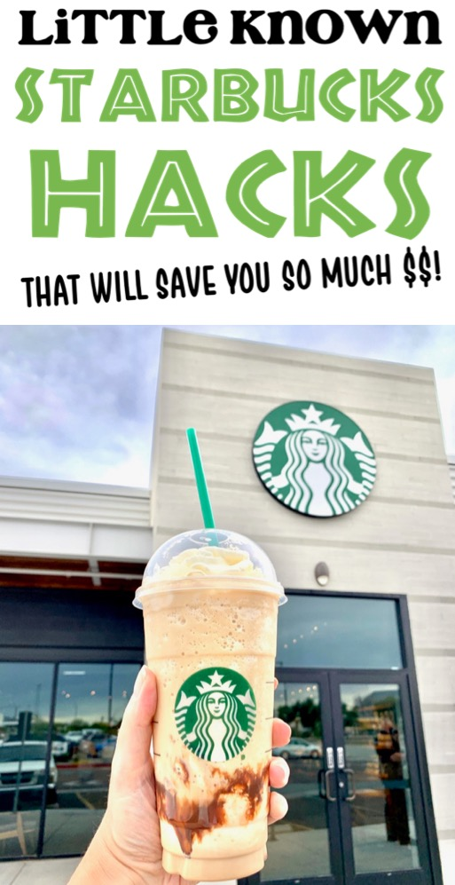 Starbucks Drinks to Try | Secret Menu Hacks