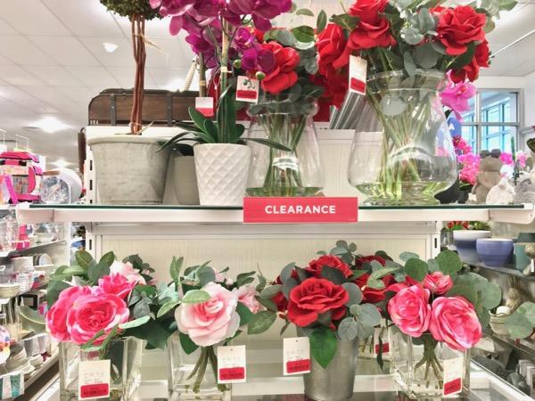 HomeGoods Clearance Sale