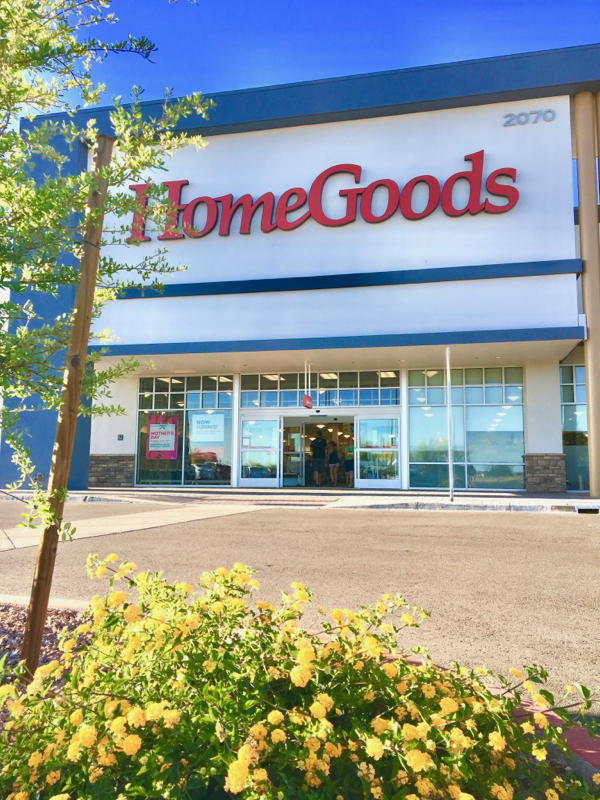 HomeGoods Shopping Hacks