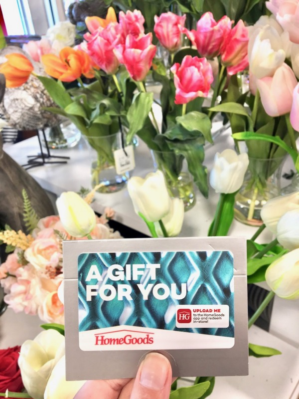 How to Get a Free HomeGoods Gift Card