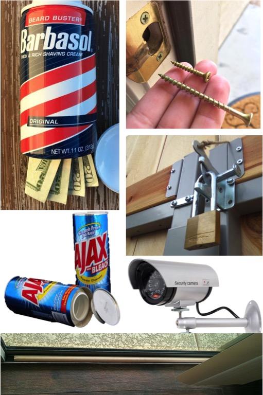 DIY Home Security Tricks