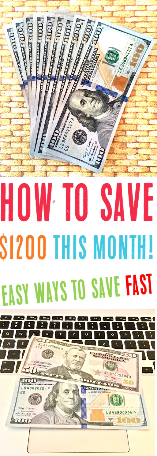 Save Money Tips and Ideas