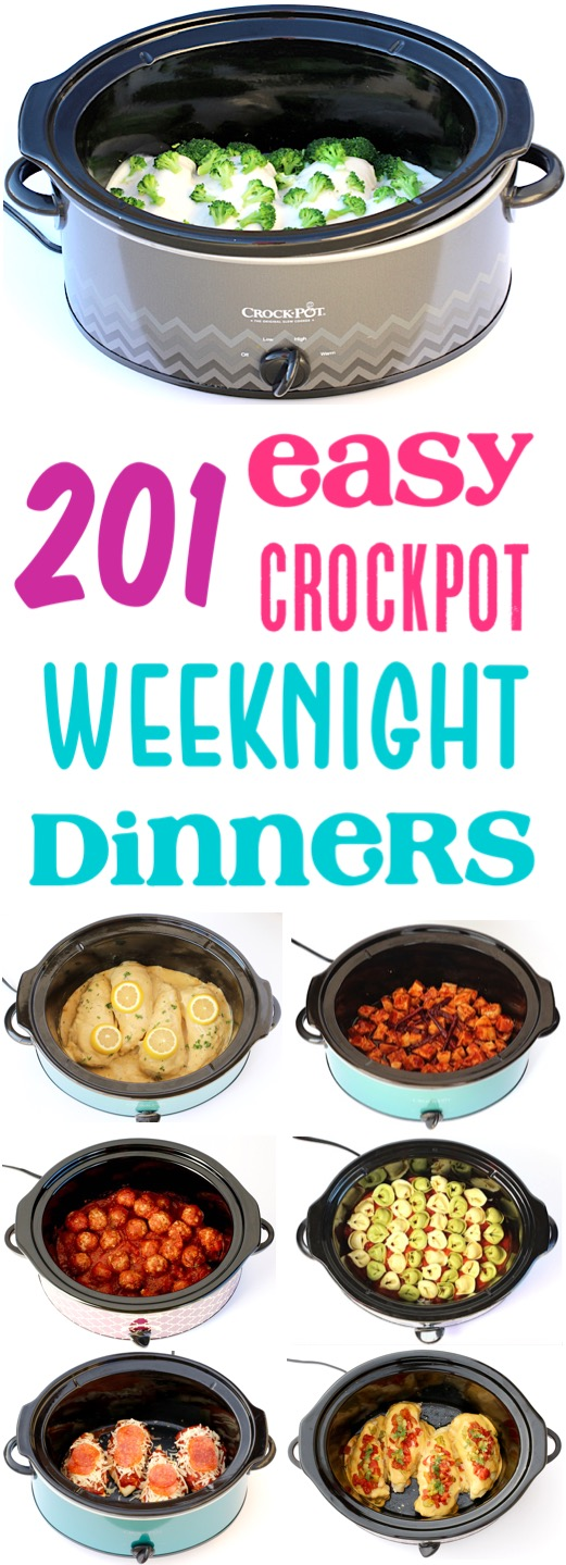 Crockpot Dinners Easy Recipes