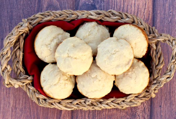 Easy Biscuits No Milk Recipe