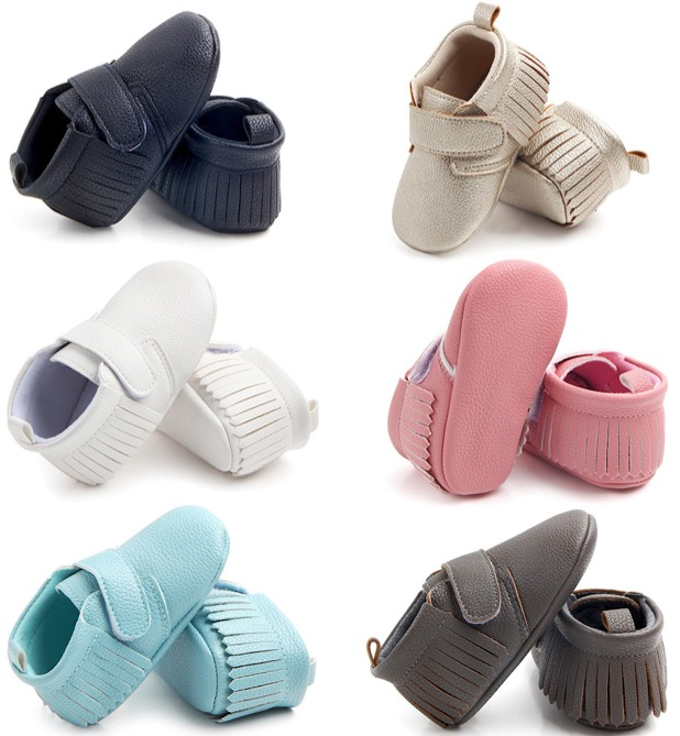 Free Baby Fringe Moccasins! {2 Free Pairs or $60 OFF Site Wide}