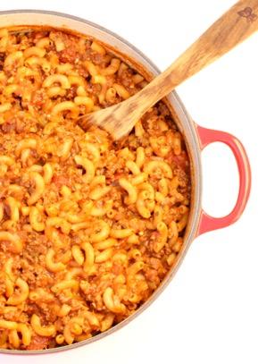 Easy Goulash Recipe! {Simple One Pot Dinner}