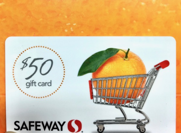 Free Safeway Gift Cards