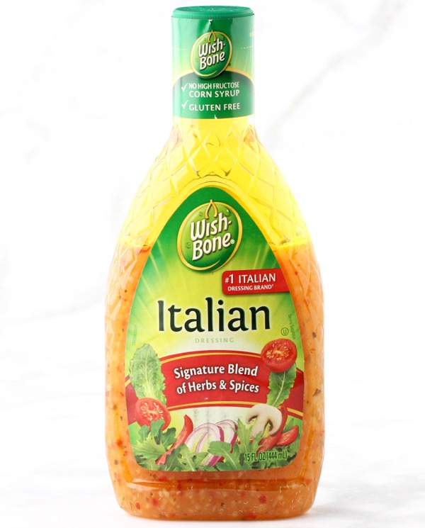 Italian Dressing Chicken Pressure Cooker