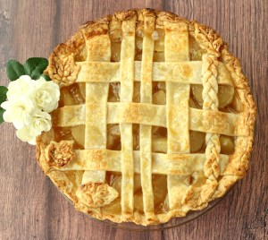 Easy Apple Pie Recipe From Scratch! {Best Homemade Pie}