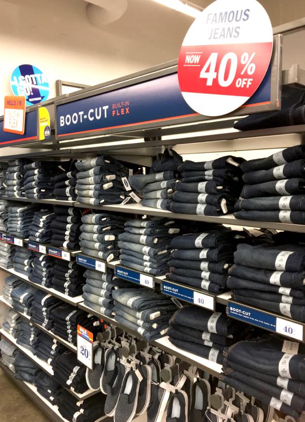 Old Navy Shopping Tricks