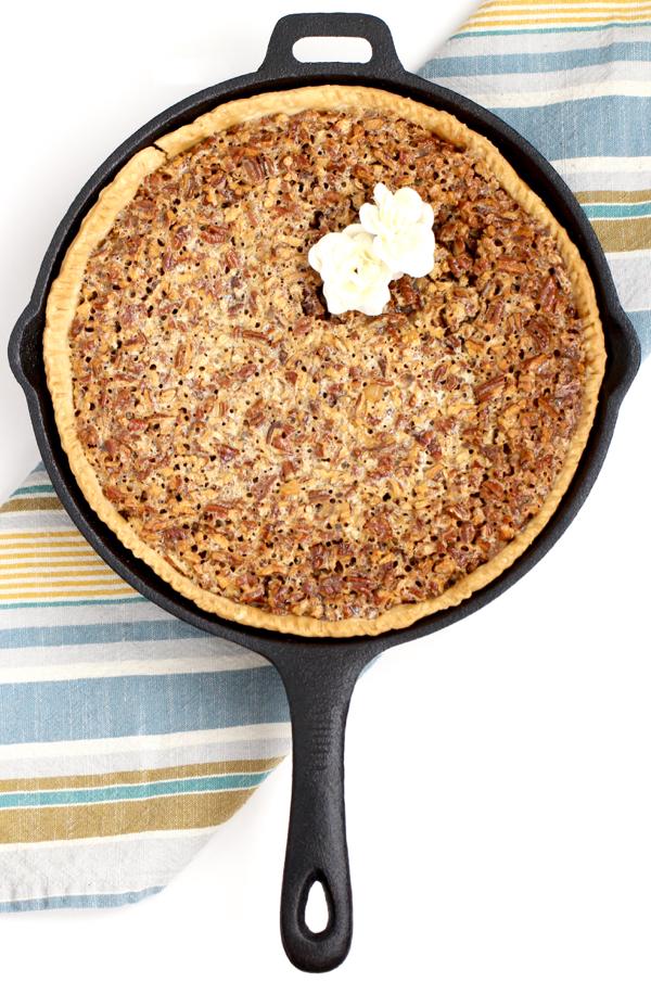 Southern Style Pecan Pie Recipe