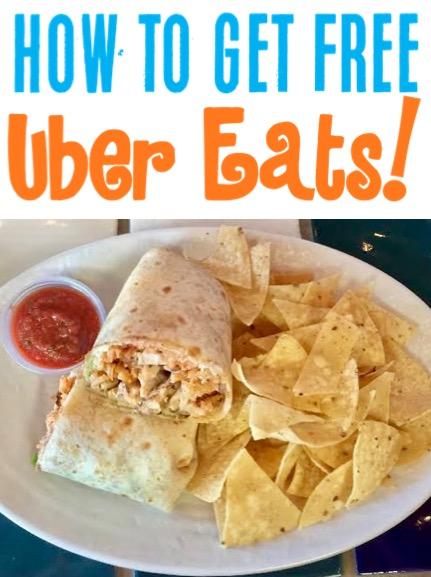 Uber Eats Tips