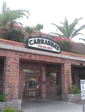 Carrabba's Italian Grill Birthday Club