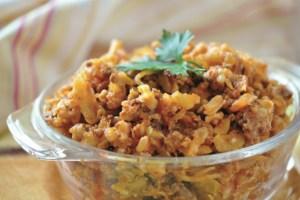 Unstuffed Cabbage Roll Casserole Recipe! (Crock Pot)