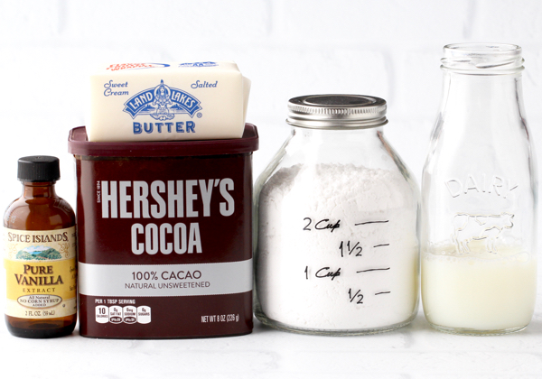 Easy Chocolate Buttercream Frosting Recipe 5 Ingredients