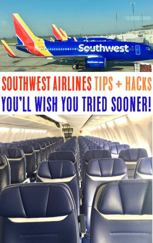 Southwest Airlines Tips Travel Hacks for Families, Couples or Solo Travelers