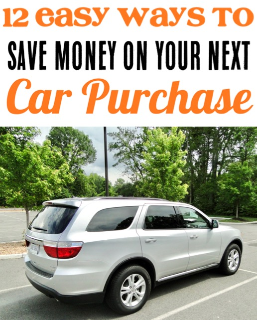 Money Saving Tips and Management Ideas - How to Save on Your Next Car Purchase