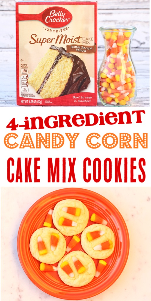 Candy Corn Cookies Recipe - Fun Fall Cookie Ideas