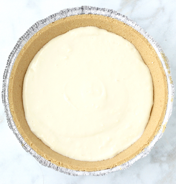 Pumpkin Cheesecake Recipe with Graham Cracker Crust
