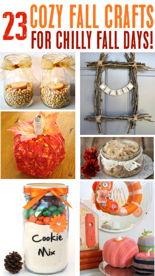 Fall Crafts for Kids and Adults - DIY Ideas to Sell, Gift, or Decorate Your Home for Autumn