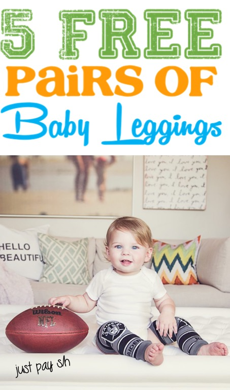 Football Game Outfit NFL Fall Baby Leggings