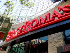 Tony Roma's Birthday Club