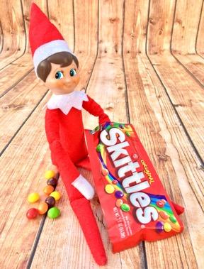 Elf on the Shelf Candy Ideas Tips