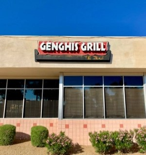 Genghis Grill Birthday Club